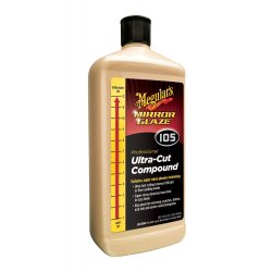 Meguiar's 105 Ultra Cut Compound poliravimo pasta