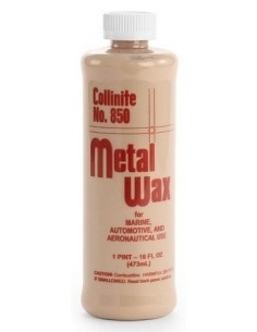 Collinite Metal Wax no.850  473 ml