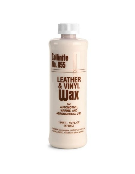 Collinite Leather and Vinyl Wax no.855  473 ml