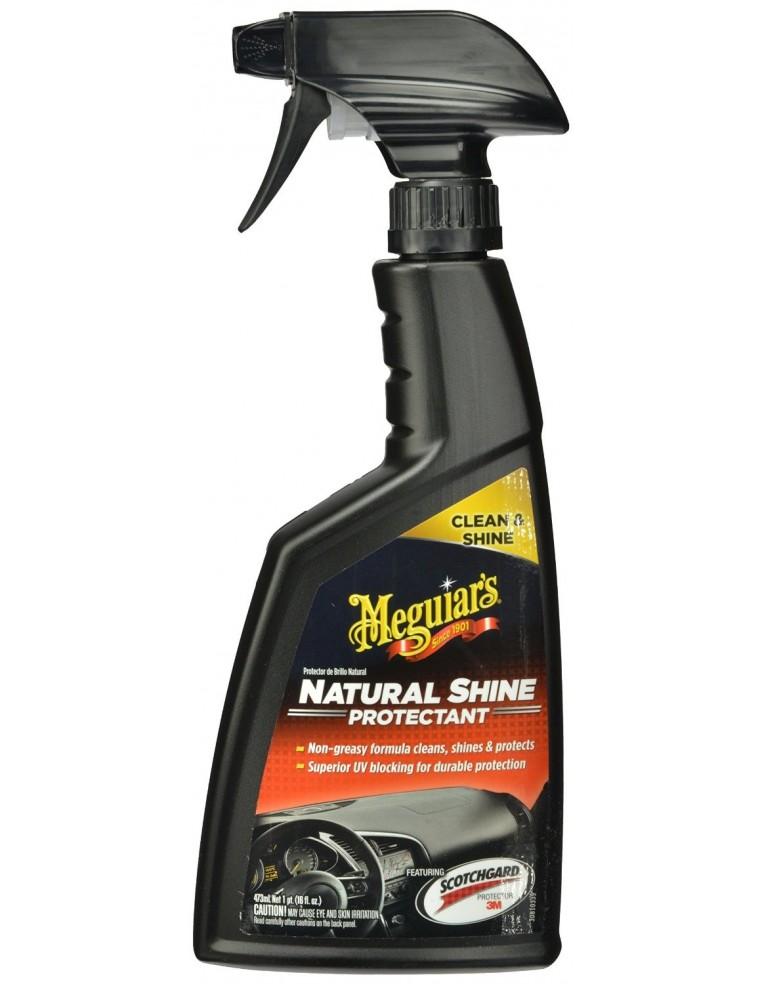 Meguiar's Natural Shine prietaisų skydelio valiklis 473 ml