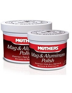 Mothers Mag & Aluminium Metal Polish