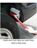 Mothers Fender well brush